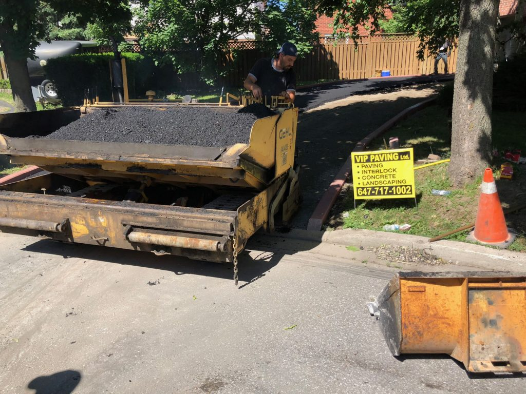 Asphalt Paving Services North York
