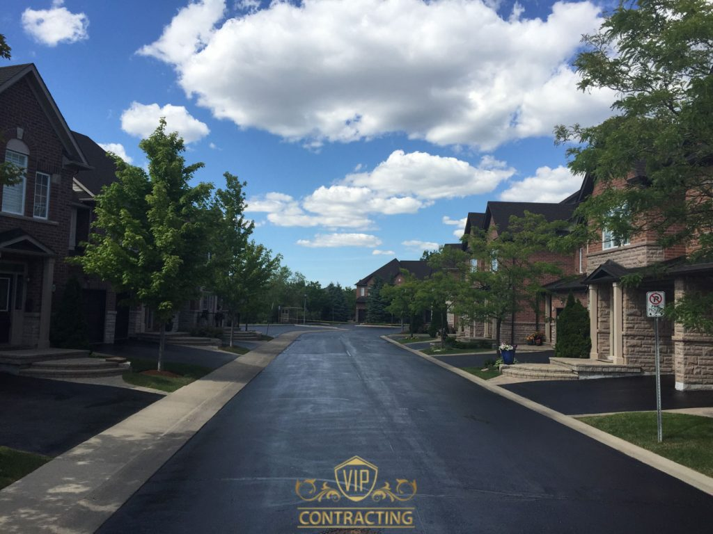 Driveway renewal and Sealing King City