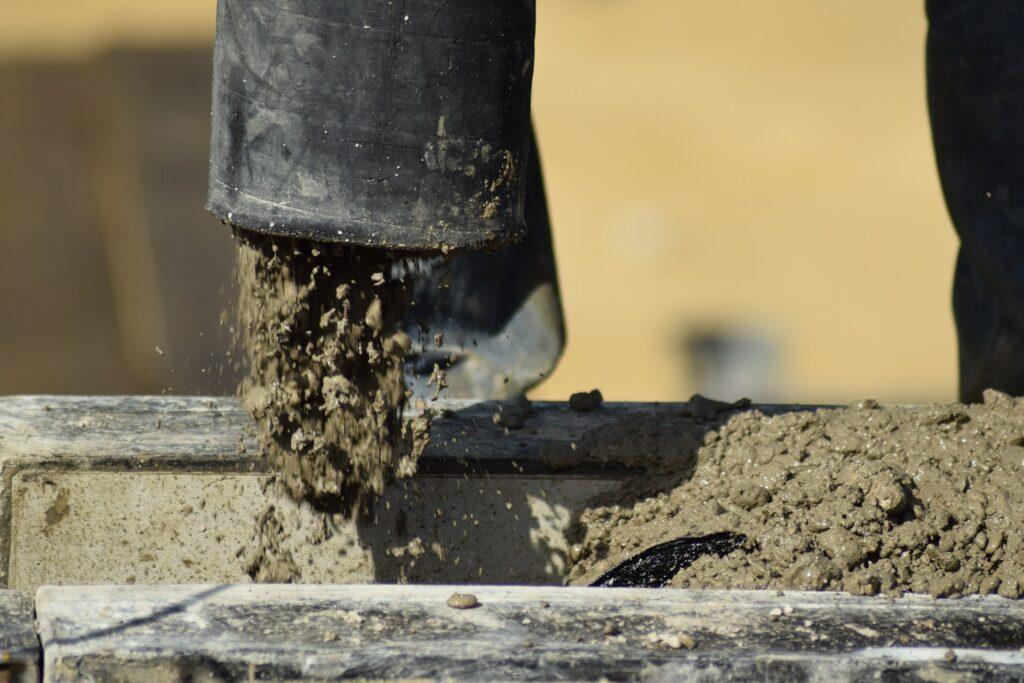 concrete pavement pump