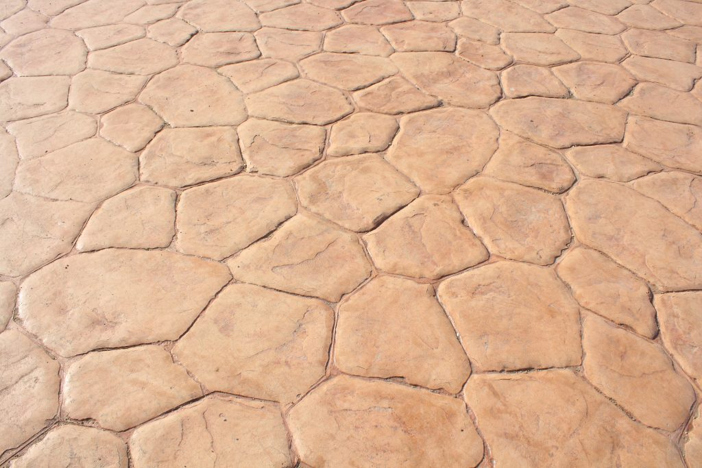 jewel stone paving