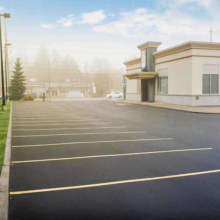 asphalt care driveway sealing & repairs