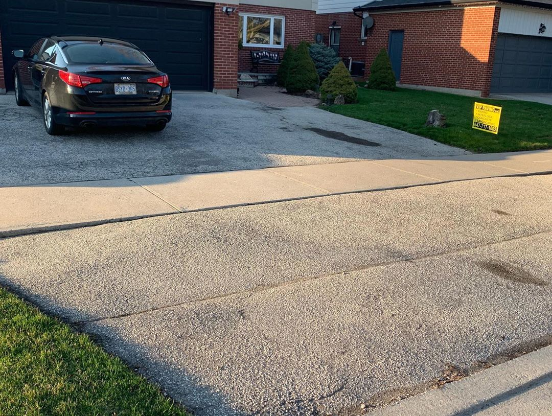 asphalt paving project King city