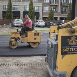 asphalt paving vaughan