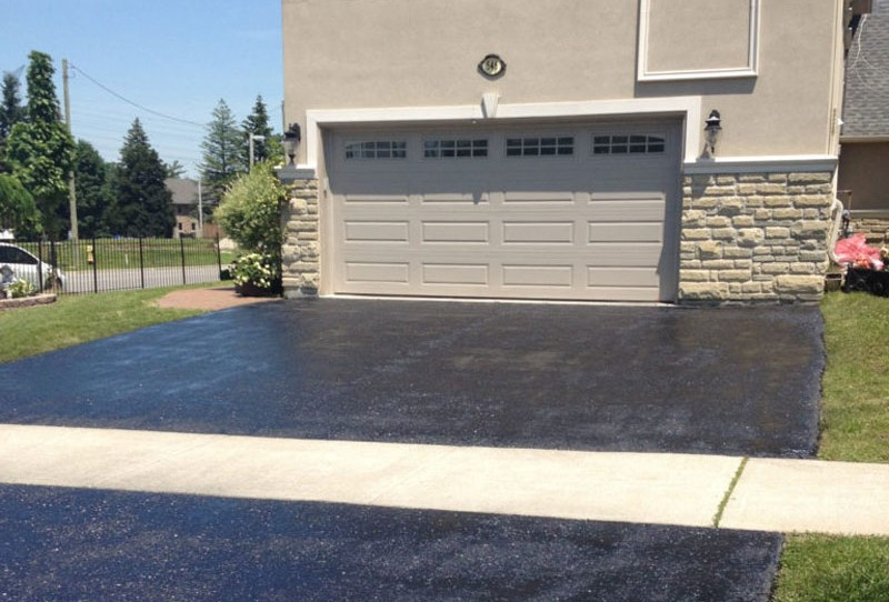 amazing driveway paving by VIP paving