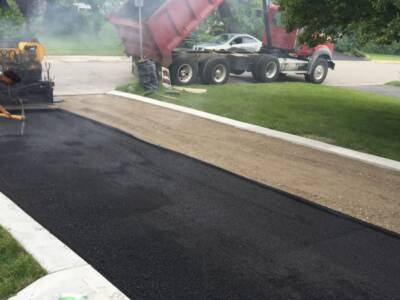 Driveway Paving Project by VIP Paving Aurora
