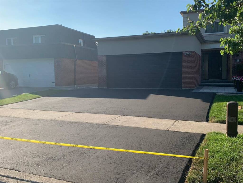 Residential Driveway Paving Mississauga