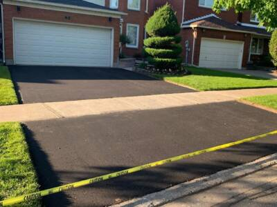 Driveway Paving Project Vaughan