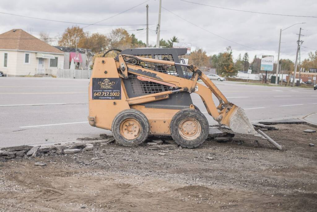 Brampton Commercial Paving Services