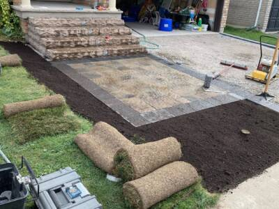 Residential Interlocking and landscaping King City