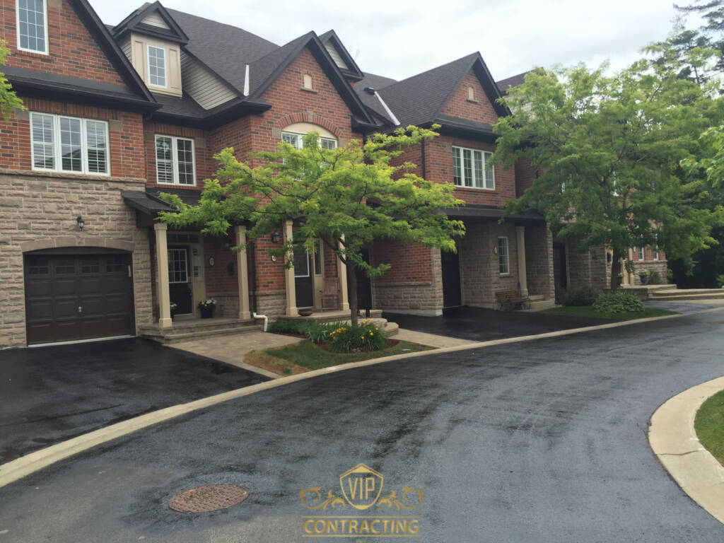 Residential Paving Services Mississauga