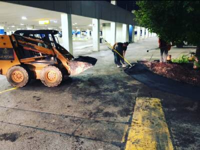 Commercial Paving Project North York