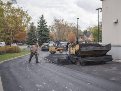 Commercial Paving Services Richmond Hill