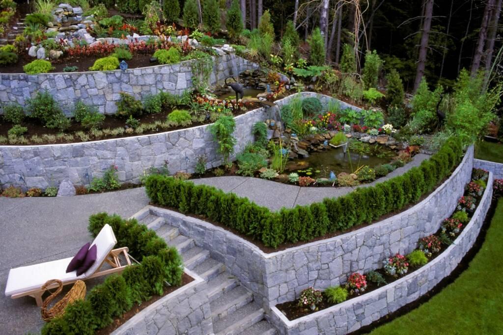 Luxury Retaining Walls