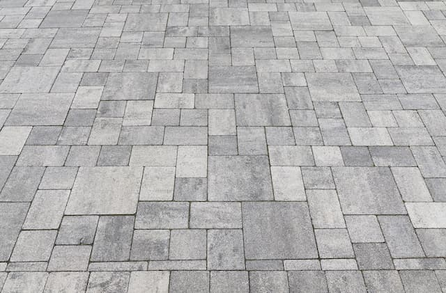 Durable natural stone paving by VIP Paving